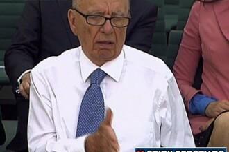 Rupert Murdoch e relaxat: