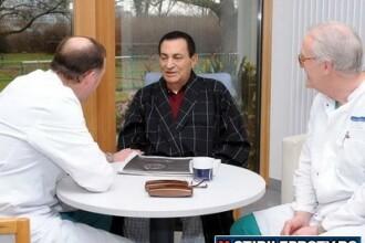 Are zilele numarate? Hosni Mubarak isi pierde uneori cunostinta, iar inima ii bate neregulat