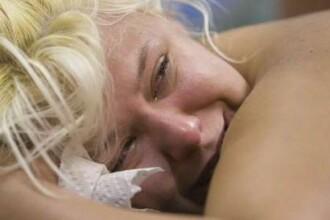 Lacrimile care nu conteaza. Nici nu i s-au vindecat ranile si recordul ei a fost batut