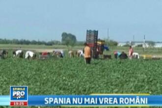 Dreptul romanilor de a mai munci in Spania, in mainile UE. Ce fac autoritatile noastre