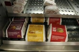 Surpriza din McNugget: O femeie din Marea Britanie a gasit un vierme in mancarea de la McDonald's