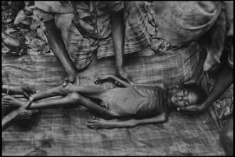 Tara unde moartea inseamna eliberare. Declaratiile unui popor parasit de Dumnezeu. FOTO