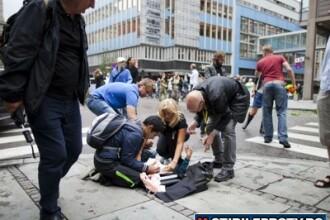 CUM a reactionat tatal atacatorului din Norvegia cand a aflat de gestul fiului sau
