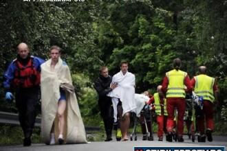 Marturia eroului care i-a salvat pe tinerii de pe insula Utoya: Credeam ca se ascund, dar erau morti