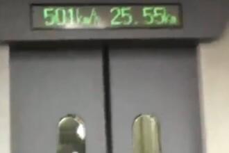 Clipesti si l-ai pierdut. Trenul care merge cu 500 km/h ne-ar putea duce la mare in 30 minute. VIDEO