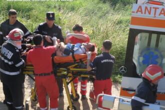 Moarte si lacrimi pe DN1: 2 morti si 8 raniti din cauza unui sofer inconstient