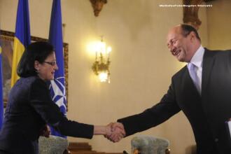 LIVE, ORA 18.00, investirea Ecaterinei Andronescu. Basescu ii cere sa declare ca nu a plagiat