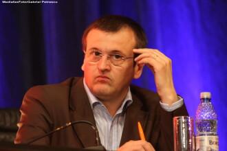 Cristian Preda a fost suspendat timp de 6 luni din PDL. Vasile Blaga: 3 au dorit excluderea sa