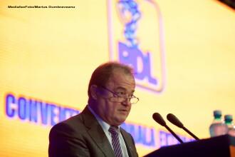 Blaga: PDL e alaturi de Basescu. UDMR, UNPR si minoritatile sa nu participe la banditismul politic