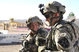 Tehnologia SF care le permite soldatilor americani sa dezvolte un al saselea simt