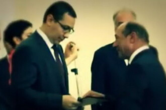 Victor Ponta: Daca Basescu va castiga referendumul, eu nu voi putea coabita cu acesta