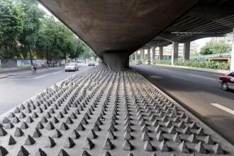 Masura ciudata in China. Cum sunt alungati oamenii strazii care vor sa doarma pe trotuar