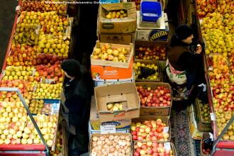 Peste 600 de kilograme de grepfrut importate din Turcia au fost retrase dintr-un depozit din Turda