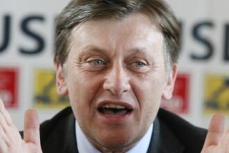 CCR: Procedura de suspendare a lui Traian Basescu, respectata. Crin Antonescu, presedinte interimar