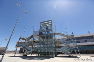 FOTO si VIDEO. Aeroportul fantoma al Spaniei, o pierdere de peste 1 miliard de euro