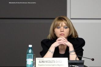 Magistratii Curtii de Apel Constanta au votat pentru revocarea Alinei Ghica din CSM