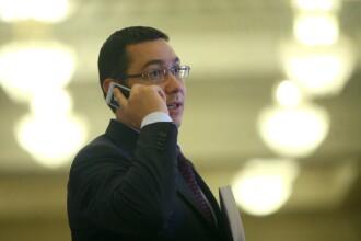 Ponta cere oficial DNA sa publice convorbirile care i-au fost interceptate. Blaga: