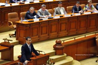 Ponta propune Parlamentului o sesiune in care sa coreleze legile privind referendumul cu decizia CCR