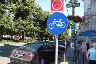 Comuna Vladimirescu se leaga de Arad cu o pista de biciclete. Afla de cand se va putea circula
