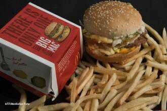Reprezentantii McDonald's vorbesc pentru prima data despre mitul ca hamburgerul nu se strica