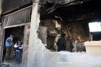 Serviciile de informatii militare din Israel acuza regimul Assad ca foloseste arme chimice