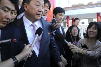 Comandantul armatei nord-coreene, eliberat din functie de catre Kin Jong-un