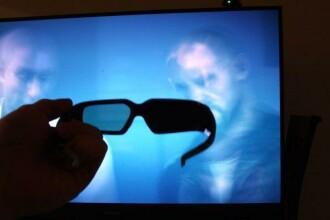 Moartea televizoarelor 3D. Marea promisiune a anului trecut, un esec greu de acceptat in 2013