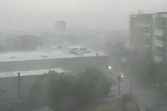 Ploile au facut ravagii in Ardeal