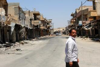 Bilant al Observatorului sirian al Drepturilor Omului: Conflictul din Siria, cel putin 32000 morti