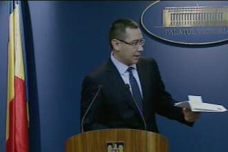 Reactia lui Victor Ponta, cand jurnalistii vor sa-l intrebe despre decizia UB privind plagiatul