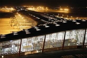 Chinezii construiesc cel mai mare aeroport din lume, cu o suprafata cat Insulele Bermude FOTO