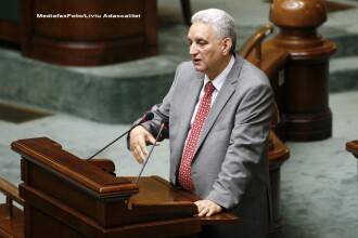 Liderul senatorilor PSD, Ilie Sarbu, critica Guvernul: