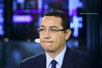 Ponta: Nu mai merg eu la Bruxelles, dar coabitarea presupune solutii pentru Schengen si fonduri UE