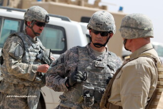 Coalitia condusa de Statele Unite a atacat un important complex gazifer din Siria, aflat sub controlul Statului Islamic