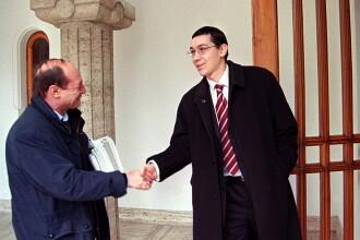 Ponta sustine ca, din datele sale, Basescu nu a fost colaborator la Securitate, ci chiar ofiter
