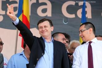 Crin Antonescu NU se mai retrage din politica daca Traian Basescu se intoarce la Cotroceni