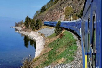 Explicatia bizara pentru cablurile taiate de pe calea ferata transsiberiana. Ce au descoperit autoritatile