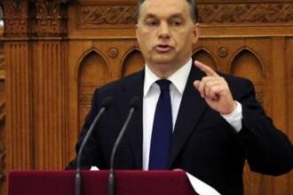 Viktor Orban sustine ca Romania si Croatia impiedica alimentarea cu gaze naturale a tarii sale.