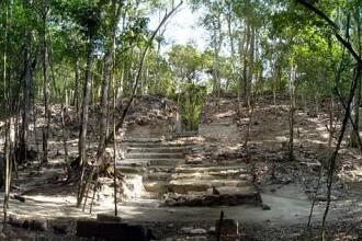 Secretul pastrat timp de 1.300 de ani. Ce au ascuns mayasii in podeaua unui palat din Mexic