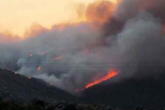 Nouasprezece pompieri au murit intr-un incendiu in Arizona