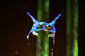 O dansatoare de la Cirque du Soleil a murit dupa ce a cazut in gol de la 15 metri