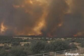 Cel mai grav incendiu din Statele Unite din ultimii 18 ani. 19 pompieri si-au pierdut viata