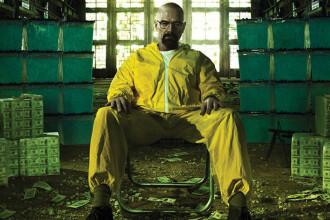 "Cel mai premiat serial american, ""Breaking Bad – Pe cai gresite"", se vede de luni pe Voyo.ro"