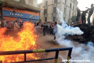 Proteste in Egipt. 16 morti si 200 de raniti dupa un atac asupra sustinatorilor presedintelui Morsi