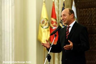 Traian Basescu: Doar Stalin a facut Regiunea Autonoma Maghiara in Romania; nu se va mai intampla
