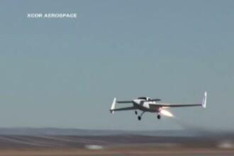 Avionul racheta care va duce vizitatori in spatiu din 2015. Noua inventie a americanilor
