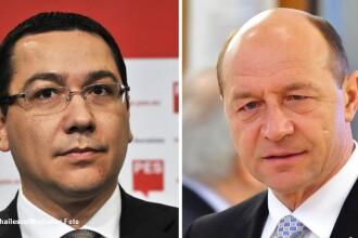 Traian Basescu: Victor Ponta nu are caracter, este mincinios si corupt, procedeaza ca Adrian Nastase