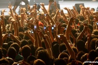 Lista concertelor lunii octombrie in Bucuresti