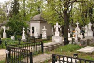 Zece proiectile in stare de functionare, descoperite de gropari in cimitirul din Barlad