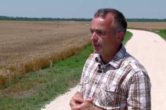 Exemplul francezului care a facut o avere de milioane de euro cultivand porumb in Romania